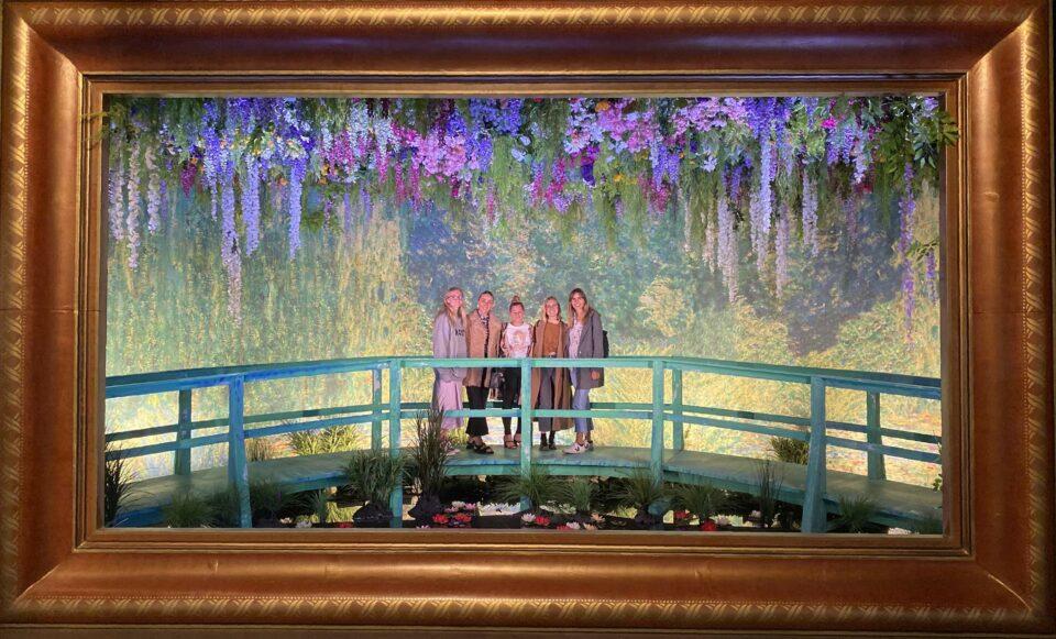 Artist Inspiration - Monet and Friends