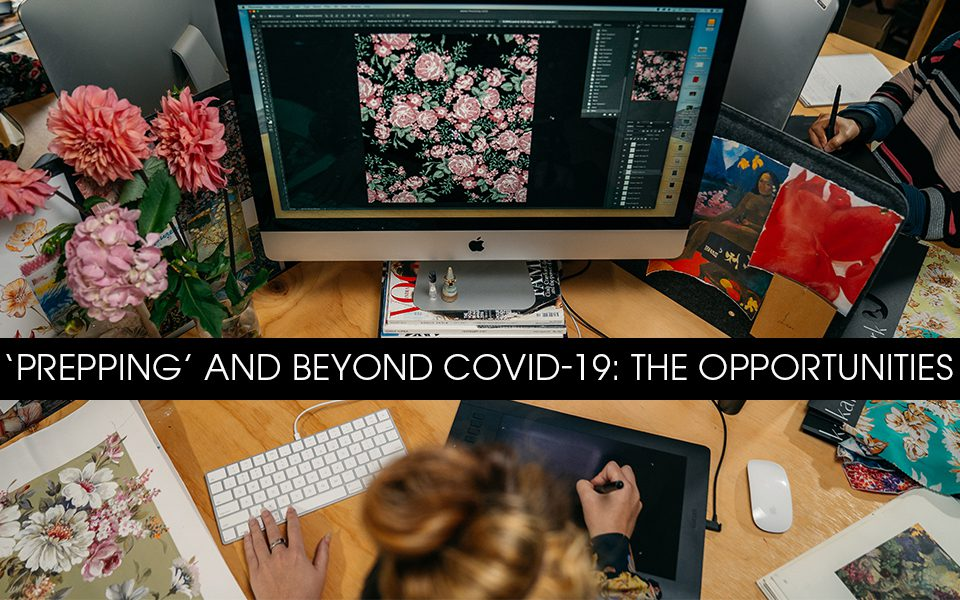'Prepping' and Beyond COVID-19: The Opportunities