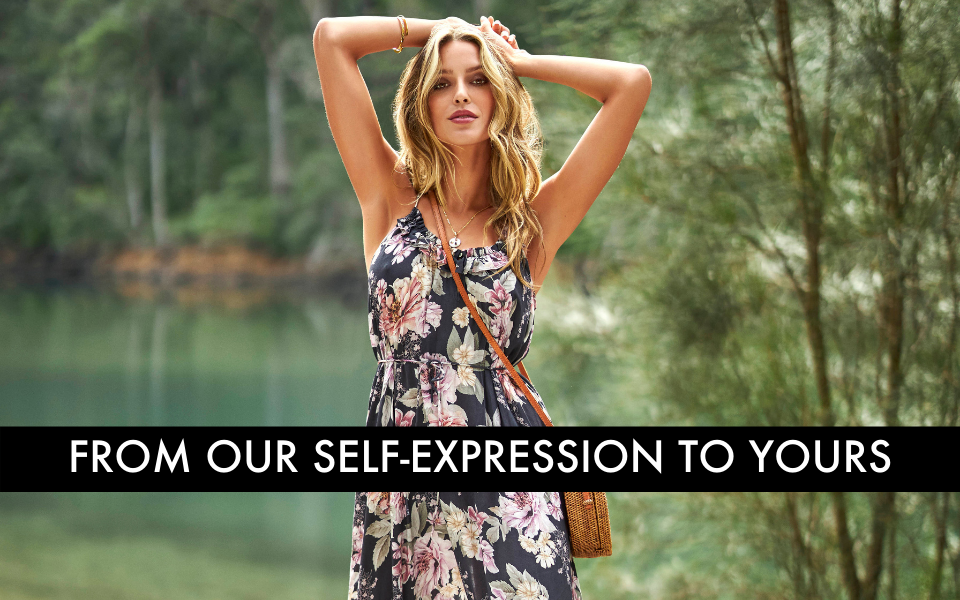 From our self-expression to yours.